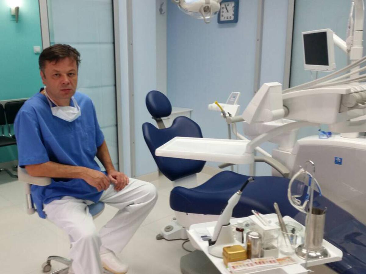 Ciscenje zuba ultrazvukom
